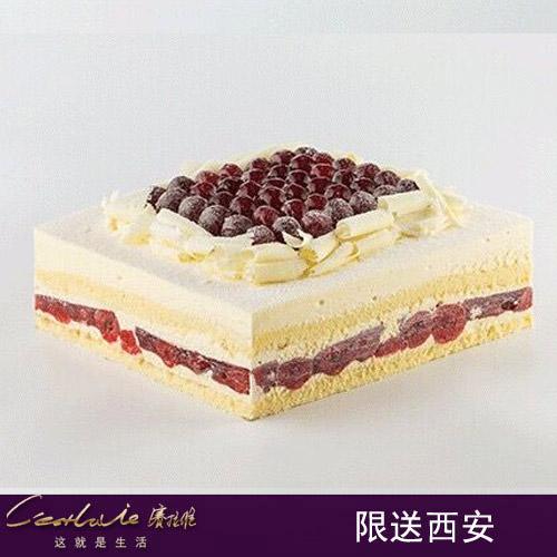 西安赛拉维蛋糕/白色恋人(6寸)