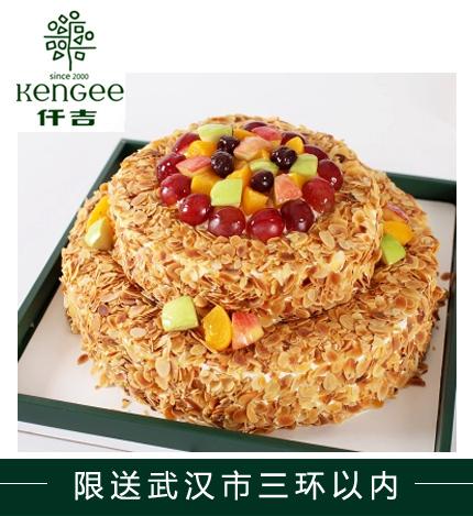 仟吉蛋糕/撒哈拉叠层(6寸+10寸)