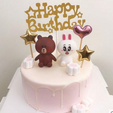 �W�t蛋糕/布朗熊可妮兔2(下�吻罢�咨�在�客服)