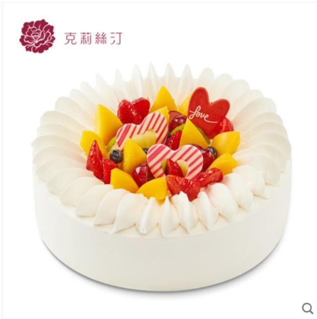 克莉斯汀蛋糕/果香绽放(10寸)