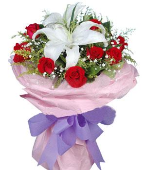 9朵红玫瑰/天使的祝福