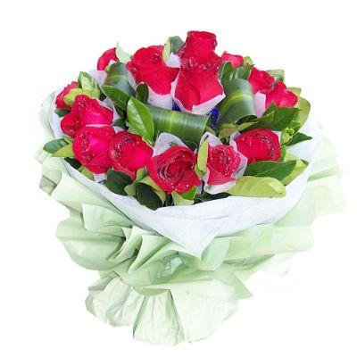 19朵红玫瑰/拥抱真爱