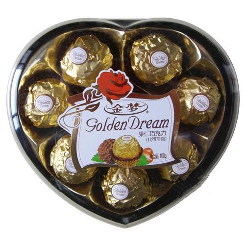巧克力/金梦情缘