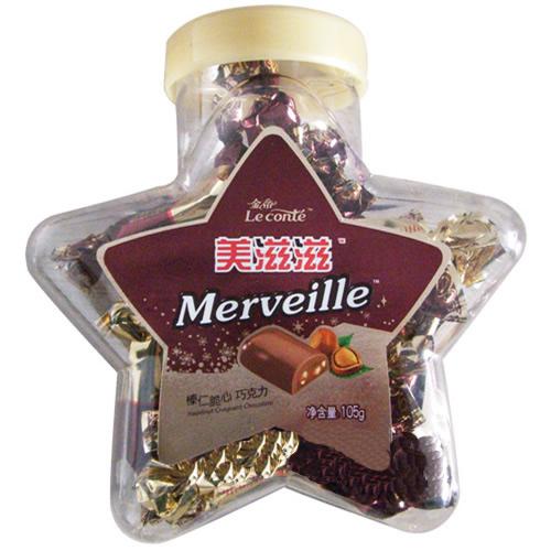 金帝美滋滋巧克力