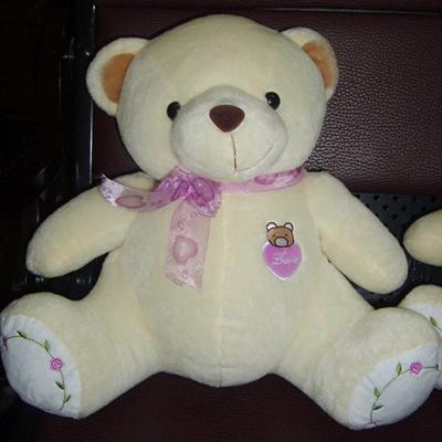 �Y品/30cm玫瑰熊