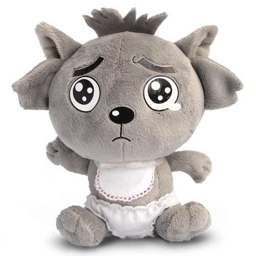 小灰灰/毛绒玩具