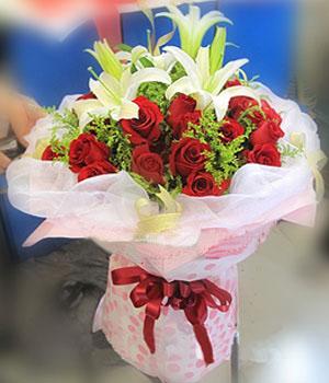 29朵红玫瑰/爱的港湾