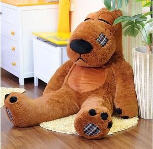 �Y品/乞丐熊1.2米