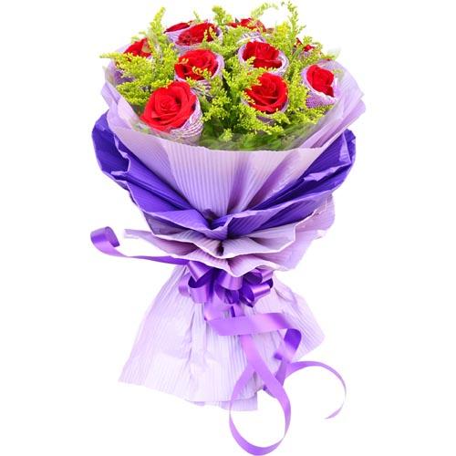 11朵红玫瑰/情定爱情海