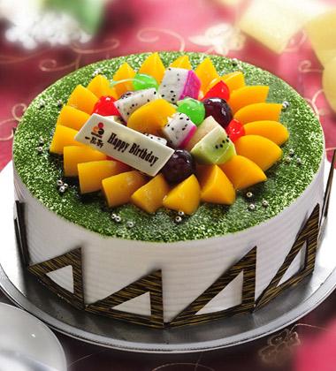 一品�蛋糕/春色�M�@(8寸)