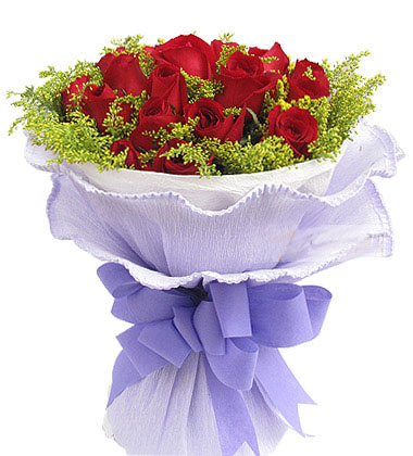 19朵红玫瑰/一生有你